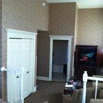 Main room floor
