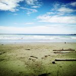 Cox bay beach