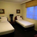 Room 2207, second bedroom