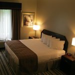 King room for the couples with all amenities for confort