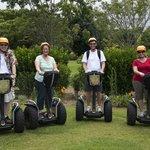 Segway of Hawaii at Botanical World Adventures