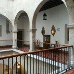 Balcones interiores