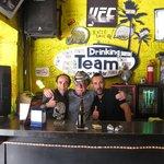 Фотография Drinking Team Sports Bar