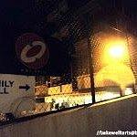 Via path ways near hostel you'll find this sign