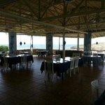 Olas y Arenas restaurant