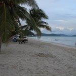 The Cenang Beach