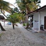 Beach Chalets 1