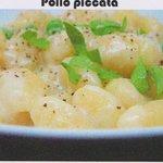 Pasta Mia - gnocchi gorgonzola