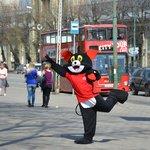 Tallinn City Tour mascot!
