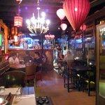 Junk Restaurant, Kuching, Sarawak, Malaysia.