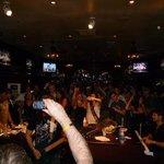 Bar at Times Square - NYNY. FUN!