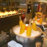 Breakfast - Enough choise, good quality
