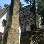 the scottish villa with danish rooms upwards