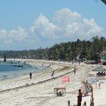 Strand - Bucht Richtung Mombasa