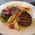 Steak & StirFry veg
