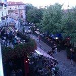 lovely Skadarska street