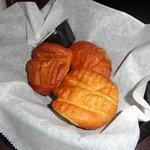 Fried rolls.