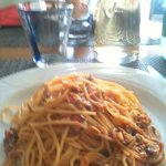 Spaghettino alle arselle
