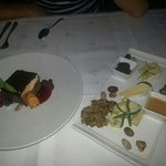 cheeses and chocolate, amazing
