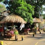 Ahinsa restaurant