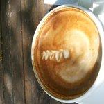 Everyone loves latté art, surely?