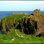 Dunnottar Castle from the entry