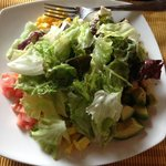 Cafe Liberia salad