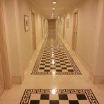Corridors in Main Building