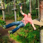 Go Ape at Rivington, Bolton