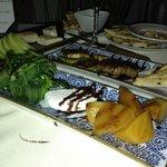 Foie Gras & Summer Beet Salad