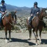 Broken Saddle horseback riding