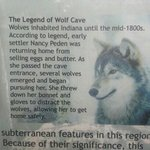 wolf cave