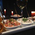 Latitudes Restaurant - Ceviche