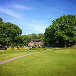 Meon Valley Marriott and golf course