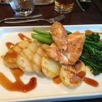 Delicious food in Broad Street Restaurant