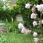 Gardens at Gainsborough House
