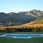 Private swimming pool of our villa