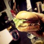 b&m burger
