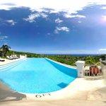 Pool with amazing panoramic views