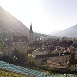 Chur, the Old Town (oldest city of Switzerland)