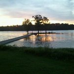 Daybreak at Paul B. Johnson!