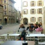 Volver Bar Tapas Cafe - Uteservering