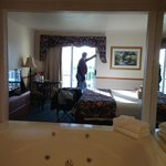 Our room on the 4th Floor