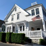 The main house of our Provincetown Guest House