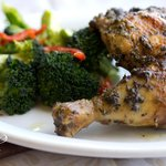 Lemon Herb Rotisserie Chicken