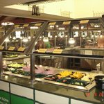 Buffet Salada e Frutas