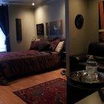 Ground-floor suite
