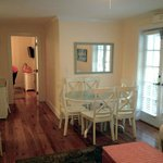 Dining room, unit #3