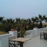from hotel terrace