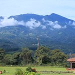 Best view of the Volcan Baru